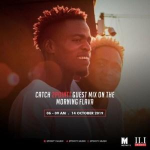 2point1 - Morning FlavaMetro FM Mix 14-10-2019